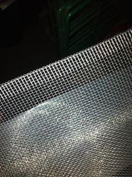 Het Netwerk van het aluminium voor het Intrekbare Scherm van het Venster van de Klamboe