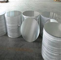 Haute qualité et de prix inférieur en aluminium 1070 3003 Slug/du cercle pour la fabrication Cookwares