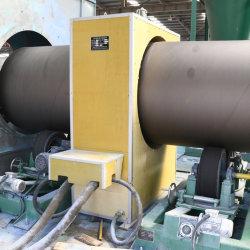 API 3PE 3lpe стальные трубы и трубки высокого напряжения электростатического разряда эпоксидной порошковой опрыскивание оборудование для нанесения покрытия