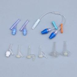 Одноразовые медицинские изделия Y не содержат латекс узла впрыска