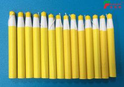 良質のクレヨンの中国のマーキング鉛筆8.5cm