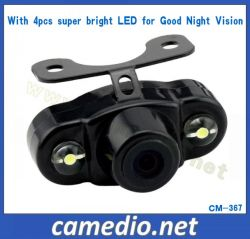IRの夜間視界高リゾリューションのバックアップ車のカメラ170度