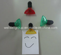 مشابك مغناطيس الثلاجة المغناطيسية/مشبك الورق