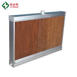 Cuscino di raffreddamento per attrezzature di pollame con cortina umida di buona qualità per bestiame