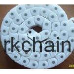De plastic Ketting van de Rol (POM +SS 304) 40p voor de Machine van de Transportband