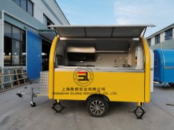 Road Camper Trailer Electric Cart Saleにアジアを離れて新しい