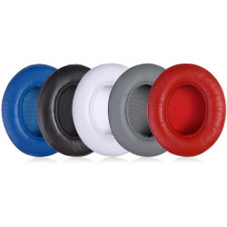 Coperchio della gomma piuma del paraorecchie di cinque colori misura per le cuffie avricolari Studio2.0