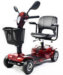 Sicurezza del motociclo interurbano Disabled 24V, veicoli elettrici a bassa velocità di vendita diretta della fabbrica del mezzi di trasporto anziano