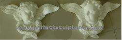 A escultura de alívio de pendurar na parede em pedra arenito de granito de mármore (SY-R062)