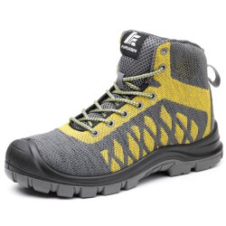 Мужские защитные ботинки Uvex Cow, размер 5, High Cut, водонепроницаемые