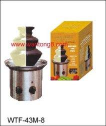 트윈 초콜릿 분수(WTF-43M-8)