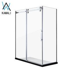 2 面スライドガラスシャワードアバスルームエンクロージャ、上質のシャワールーム