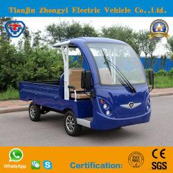 Fábrica china de 2 asientos Mini personalizado camión de carga de recolección de energía eléctrica