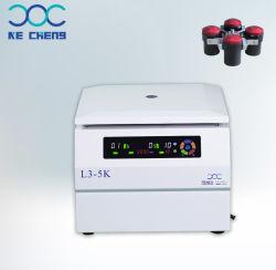 L3-5K Benchtop langsame LED ausschwenkbare Läufer-Zahnarzt-Zentrifuge für zahnmedizinische Klinik