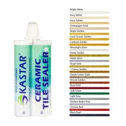 La luz de color oro Two-Component tubo doble costura para el llenado y adhesivo común