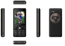 Мобильный телефон с большой динамик, две SIM-карты двойной режим ожидания (K301)