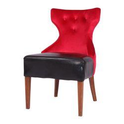 Mobili moderni di lusso a basso prezzo in tessuto divano sedia Patchwork Mobili moderni