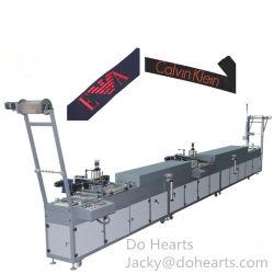 Impression des étiquettes en 3D en silicone de la machine pour la sangle de ruban de bandes élastiques