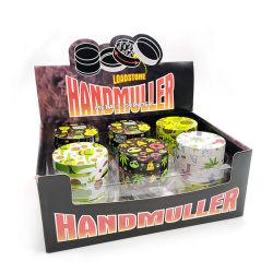 Heiße verkaufenkraut-Schleifer-Tabak-Schleifer-Zerkleinerungsmaschine nr.-1 Weed