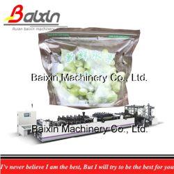 Moûts de raisins/Fruit/ légumes à l'Emballage Sacs trou de la machinerie à l'air/ Fermeture zip