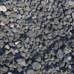Высокое содержание углерода частично кокса брикетов