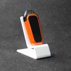 Cigarette électronique au format personnalisé acrylique détenteur d'affichage