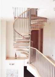 Home escadas escada em espiral preços do aço escadaria de madeira