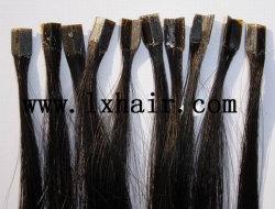 Pré collé cuticule Cheveux humains Extenson vierge