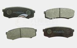 De Ceramische AutoStootkussens van uitstekende kwaliteit van de Rem voor de AutoDelen van de AchterAs van Prado van de Kruiser van het Land van Toyota (D606/04465/04466/04492)