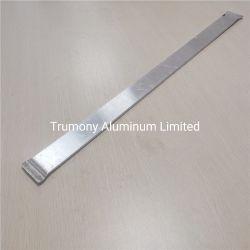 Alliage d'aluminium supraconducteur composite à plat pour tuyau de la chaleur Solor de bord