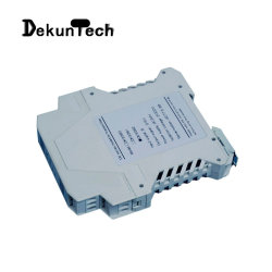 Dk3050 de alta precisión, una entrada de una tensión de salida Tipo de entrada de señal V Transmisor aislados