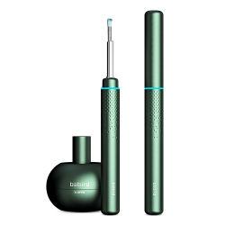 En el oído visual inteligente endoscopio de varilla de limpieza Kit de extracción de la cerilla