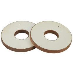 Anillo piezoeléctrico 35*15*5mm4 de cristal de cerámica piezo materiales piezoeléctricos Bolt-Clamped Transductor de limpieza por ultrasonidos Ultrasonic Sensor Piezo