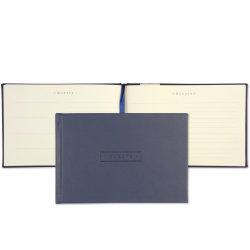 شعار مخصص خط الداخلية صفحة الداخلية من جلد يو ضيف زفاف احجز