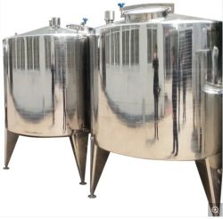 Ws nouveau SUS304 réservoir d'eau pure en acier inoxydable de réservoir de stockage