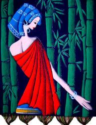 Chica100025 Batik-Bamboo (BT)