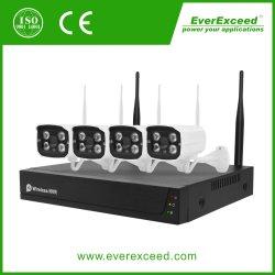 2MP IP WiFi van de Nacht van het Toezicht HDD OpenluchtIRL van de Camera 1080P 8CH HD van kabeltelevisie de VideoUitrusting NVR van het Veiligheidssysteem van de Camera Draadloze