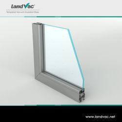 Landvac SGCC thermische Isolierung 8.3mm U-Wert 0.4 Zwischenwand-Vakuumglas-Blatt