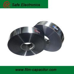 축전기를 위한 Zn 알루미늄 높은 정연한 저항에 의하여 금속을 입히는 PP 필름