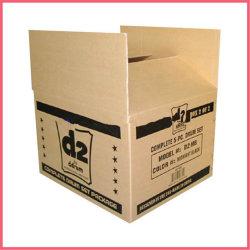 Custom печатной бумаги производителя упаковки коробки на заводе поставщика