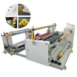 Rolo de papel Jumbo Máquina de enrolamento automático de fita, não tecido, máquina de enrolamento