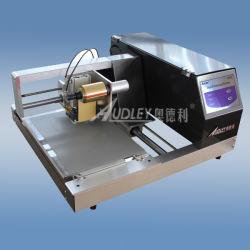 Ruban en aluminium, marquage à chaud de l'imprimante, dorure Appuyez sur l'imprimante de la machine