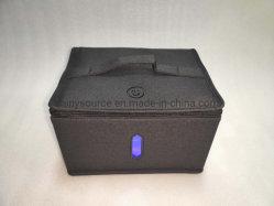 Higienizador UVB UVC portátil Saco para Celular Dailyuse Têxteis etc LED Caixa Esterilizador desinfecção UV