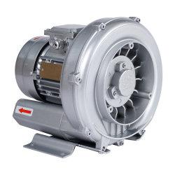 Alimentazione in fabbrica: Compressore a turbina monofase ad alta pressione da 0,5 HP Mini soffiatore ad anello per aerazione