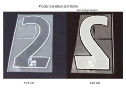 Nombres de transfert de chaleur en bandes 3D