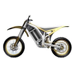 高出力正弦波制御 3KW 5kW 10KW 72V 60AH 120kmh 100km レンジ 98KG ブラシレスおよびギヤレス電動バイク リチウム電池付電動バイク
