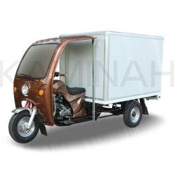 Wuxi 공장 세발자전거 200cc 3 바퀴 세발자전거 가솔린 세발자전거 기관자전차 화물 로더 3 바퀴 트럭 공기 Coold 세발자전거 Xbf