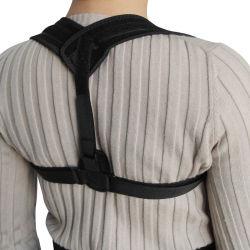 ネオプレン、伸縮性があるファブリック、PP棒、調節バンド材料、背部上部の訂正のための肩バンドベルト
