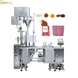 Sachet automatique de l'oignon tomate Officinalis Extrait de la nutrition Machine d'emballage de poudre