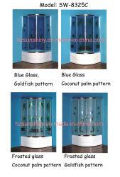 Modello classico del Goldfish di recinzione dell'acquazzone del settore (SW-8325C)